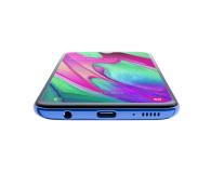 Samsung Galaxy A40 SM-A405FN Blue - 487566 - zdjęcie 6