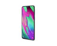 Samsung Galaxy A40 SM-A405FN White - 487574 - zdjęcie 4
