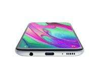 Samsung Galaxy A40 SM-A405FN White - 487574 - zdjęcie 7