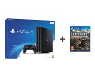 Sony Playstation 4 Pro 1 TB + Days Gone - 491310 - zdjęcie 1
