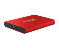 Samsung Portable SSD T5 1TB Red USB 3.1  - 490286 - zdjęcie 5