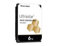 WD ULTRASTAR 6TB 7200obr. 256MB - 462274 - zdjęcie 3