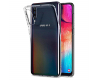 Spigen Liquid Crystal do Samsung Galaxy A50 Clear - 491953 - zdjęcie 4