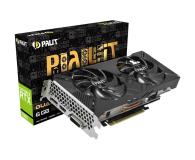 Karta graficzna NVIDIA Palit GeForce RTX 2060 Dual 6GB GDDR6