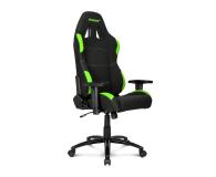AKRACING Gaming Chair (Czarno-Zielony) - 312257 - zdjęcie 3