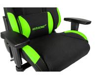 AKRACING Gaming Chair (Czarno-Zielony) - 312257 - zdjęcie 9