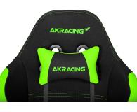 AKRACING Gaming Chair (Czarno-Zielony) - 312257 - zdjęcie 8