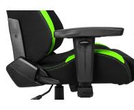 AKRACING Gaming Chair (Czarno-Zielony) - 312257 - zdjęcie 11