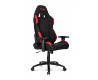 AKRACING Gaming Chair (Czarno-Czerwony) - 312259 - zdjęcie 3