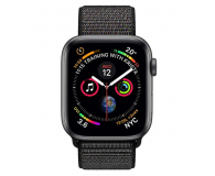 Apple Watch 4 40/SpaceGray Aluminium/BlackSport Loop LTE - 491818 - zdjęcie 2
