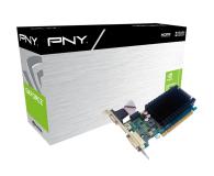 PNY GeForce GT 710 1GB DDR3 - 492487 - zdjęcie 1