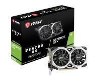 MSI GeForce GTX 1650 VENTUS XS OC 4GB GDDR5 - 492791 - zdjęcie 1