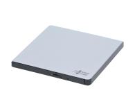 Hitachi LG GP57ES40 Slim USB srebrny BOX - 238707 - zdjęcie 1