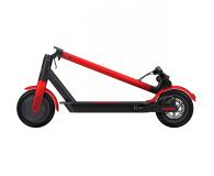 Motus Scooty 8.5' czerwona - 485922 - zdjęcie 3