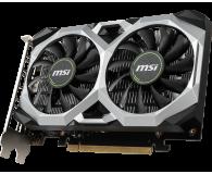 MSI GeForce GTX 1650 VENTUS XS OC 4GB GDDR5 - 492791 - zdjęcie 4
