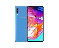 Samsung Galaxy A70 SM-A705F 6/128GB Blue - 493728 - zdjęcie 1