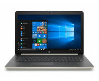 HP 17 i3-8130U/4GB/240/Win10  - 495144 - zdjęcie 2