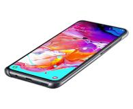 Samsung Gradation cover do Galaxy A70 czarne - 493088 - zdjęcie 3