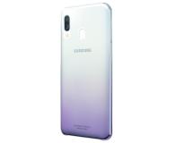 Samsung Gradation cover do Galaxy A40 fioletowe - 493079 - zdjęcie 2