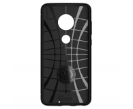 Spigen Rugged Armor do Motorola Moto G7/G7 Plus Black - 493336 - zdjęcie 3
