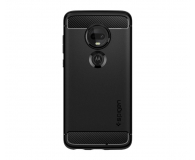 Spigen Rugged Armor do Motorola Moto G7/G7 Plus Black - 493336 - zdjęcie 1