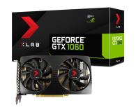 PNY GeForce GTX 1060 XLR8 Gaming OC 6GB GDDR5 - 488764 - zdjęcie 1