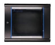 """ExtraLink Wisząca 19"""" 9U 600x450mm (czarna)  - 489298 - zdjęcie 1"""