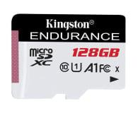 Kingston 128GB High Endurance 95/45 MB/s (odczyt/zapis)  - 489779 - zdjęcie 1