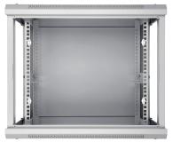 """ExtraLink Wisząca 19"""" 9U 600x600mm (szara)  - 489305 - zdjęcie 3"""