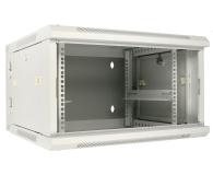 """ExtraLink Wisząca 19"""" 6U 600x600mm dwusekcyjna (szara)  - 489288 - zdjęcie 4"""