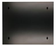 """ExtraLink Wisząca 19"""" 9U 600x600mm dwusekcyjna (czarna)  - 489357 - zdjęcie 8"""