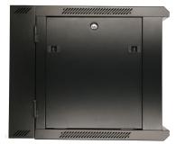 """ExtraLink Wisząca 19"""" 9U 600x600mm dwusekcyjna (czarna)  - 489357 - zdjęcie 3"""