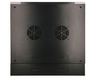 """ExtraLink Wisząca 19"""" 9U 600x600mm dwusekcyjna (czarna)  - 489357 - zdjęcie 9"""