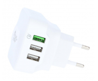 Silver Monkey Ładowarka sieciowa 3x USB, Quick Charge 3.0 - 487144 - zdjęcie 3