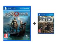 Sony God of War + Days Gone - 494302 - zdjęcie 1