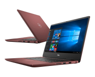 Dell Inspiron 5480 i5-8265U/8GB/256/Win10 MX250 FHD Red - 489976 - zdjęcie 1