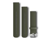 Garmin Pasek silikonowy zielony do koperty 20mm - 490330 - zdjęcie 1
