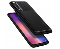 Spigen Rugged Armor do Xiaomi Mi 9 Black - 490493 - zdjęcie 3
