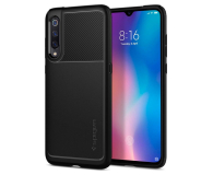 Spigen Rugged Armor do Xiaomi Mi 9 Black - 490493 - zdjęcie 1