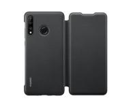Huawei Wallet Cover do Huawei P30 Lite Black  - 484520 - zdjęcie 3