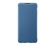 Huawei Wallet Cover do Huawei P30 Lite Blue  - 484521 - zdjęcie 1