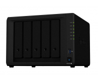 Synology DS1019+ (5xHDD, 4x1.5-2.3GHz, 8GB, 2xUSB, 2xLAN) - 490566 - zdjęcie 1