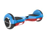 """Skymaster Smart Dual 6"""" blue-red + Głośnik + Aplikacja  - 490946 - zdjęcie 1"""