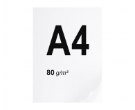 A4 ryza 500 szt. 80g/m - 1105 - zdjęcie 1