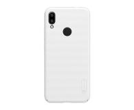Nillkin Super Frosted Shield do Xiaomi Redmi Note 7 biały - 495699 - zdjęcie 1