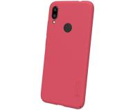 Nillkin Super Frosted Shield do Xiaomi Redmi Note 7 Red - 495700 - zdjęcie 2