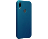 Nillkin Super Frosted Shield do Xiaomi Redmi Note 7 Blue - 495702 - zdjęcie 2