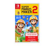 Nintendo Super Mario Maker 2 Edycja Limitowana NSO 12M - 496807 - zdjęcie 1
