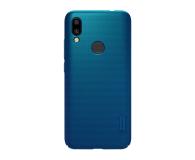 Nillkin Super Frosted Shield do Xiaomi Redmi 7 niebieski  - 497153 - zdjęcie 1