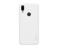 Nillkin Super Frosted Shield do Xiaomi Redmi 7 biały  - 497149 - zdjęcie 1